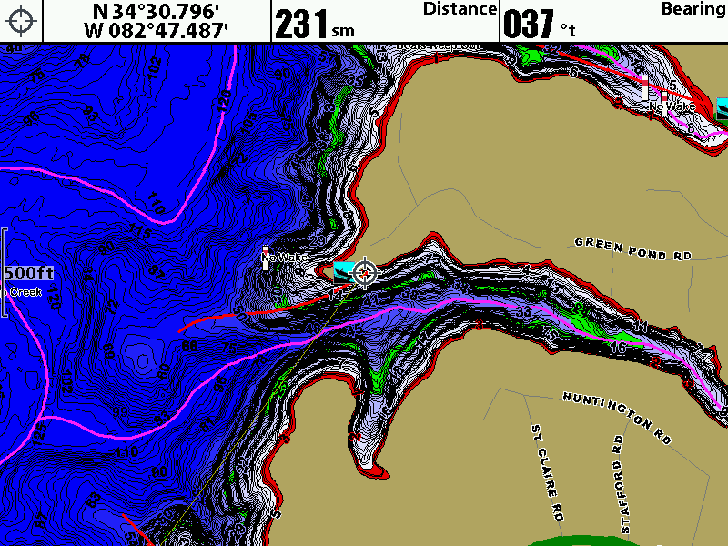 Humminbird Lakemaster PLUS GPS Map Card Review Sonar Wars