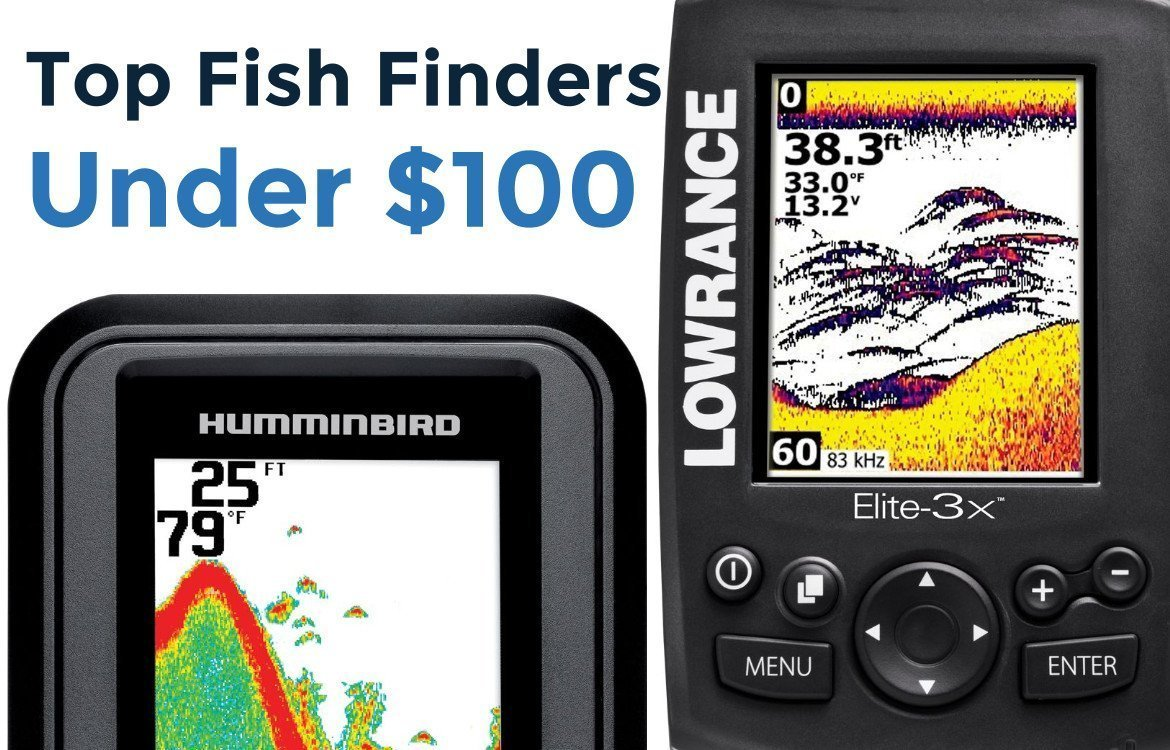 best fish finder under $100 for 2017 » sonar wars, Fish Finder