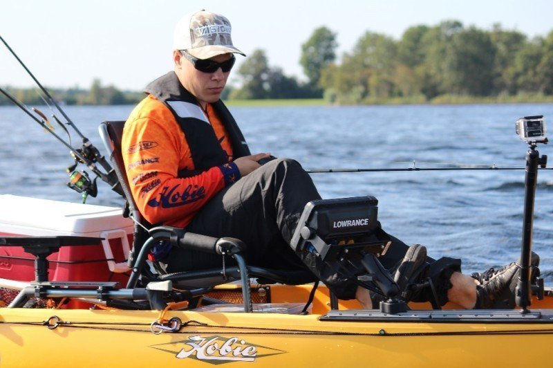 Lowrance Mark-4 Review: Base/HDI/CHIRP Combo • Sonar Wars