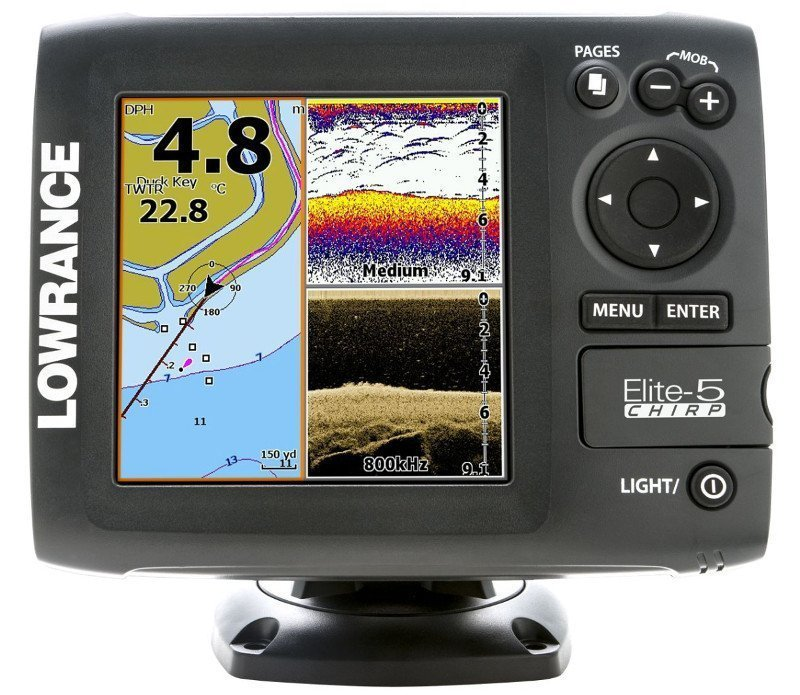 lowrance elite chirp review elite 5 elite 7 elite 9 sonar wars. Black Bedroom Furniture Sets. Home Design Ideas