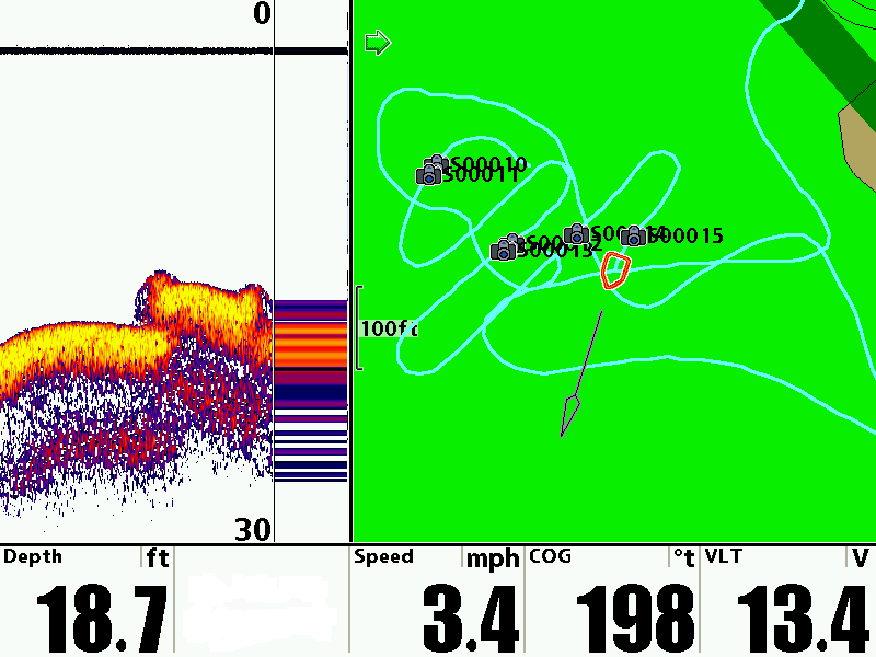 thru-hull-transducer-adapter