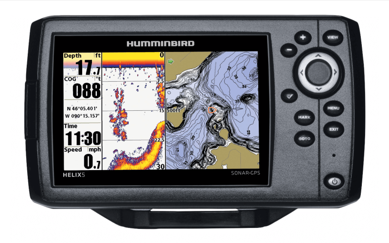 Humminbird Helix 5 Review • Sonar Wars