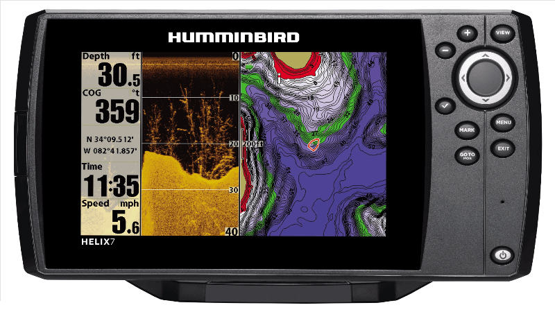 find the best fish finder for the money in 2017 » sonar wars, Fish Finder