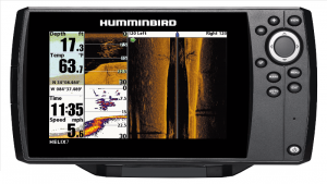 Find the best fish finder for the money in 2017 sonar wars for Helix 7 ice fishing