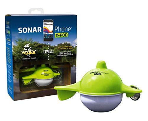 The Vexilar Sonarphone Is Another Basic Portable Fish Finder Bobber That Presents Itself As An Alternative To A Regular