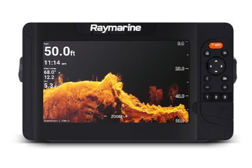 Raymarine Element 9HV Review Hypervision