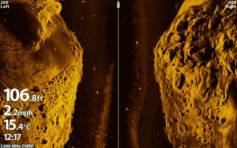 Side Imaging Sonar