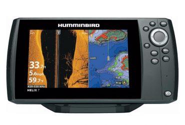 humminbird fishfinder 525 installation instructions