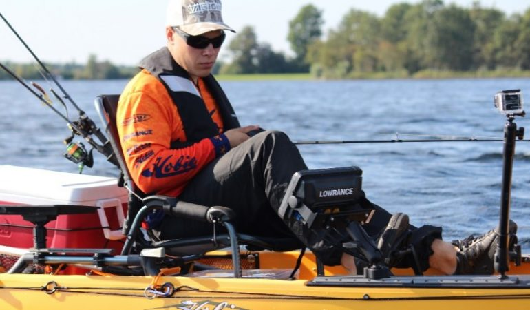 2017 best fish finders for kayaks » sonar wars, Fish Finder